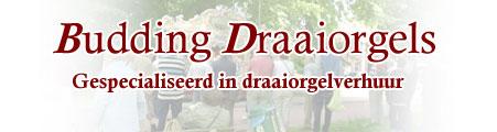 Budding Draaiorgels, draaiorgel verhuur